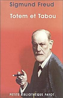 Totem et tabou par Freud