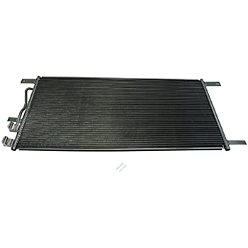 AC Condenser A//C Air Conditioning with Receiver Dryer for Ford F250 F350 Pickup