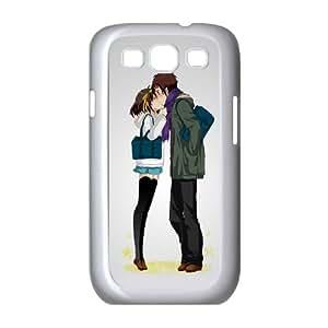 Comics Lovers Kissing Samsung Galaxy S3 9300 Cell Phone Case White DIY Present pjz003_6612967