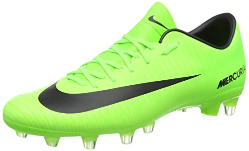 Nike Herren Mercurial Victory VI AG-Pro Fußballschuhe Grün (Electric Green/Flash Lime/White/Black)