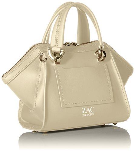 ZAC Posen Zac Eartha Yellow Handle Mini Double Iconic qrpwFxd5q