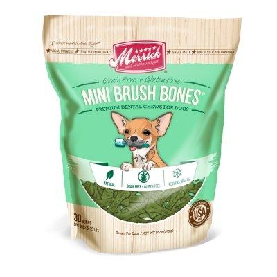 Dog Mini Brsh Dtl 30ct