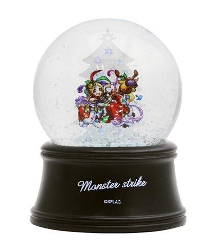 モンスターストライク モンスト スノードーム クリスマス パンドラ フィギュア B0786N1M82