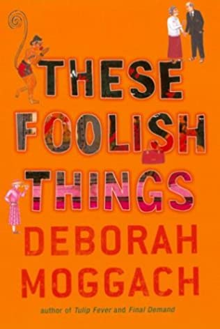 book cover of These Foolish Things