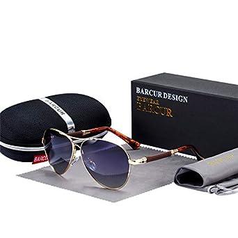 HNPYY Gafas De Sol Barcur Gafas De Sol De Alta Calidad Tr90 ...