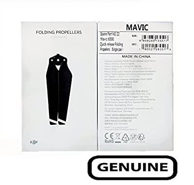 DJI Genuine Mavic 8330 Quick Release Folding Propellers, 2 Pairs by DJI