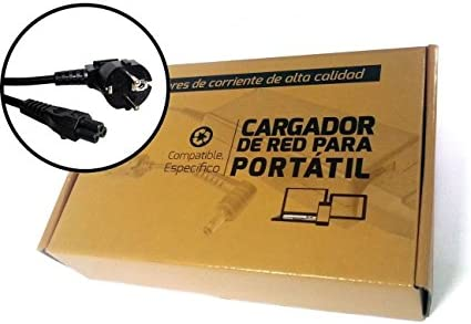 Portatilmovil Cargador para Packard Bell EASYNOTE MS2273 MS2288 MS2384 MS2303 MS2290