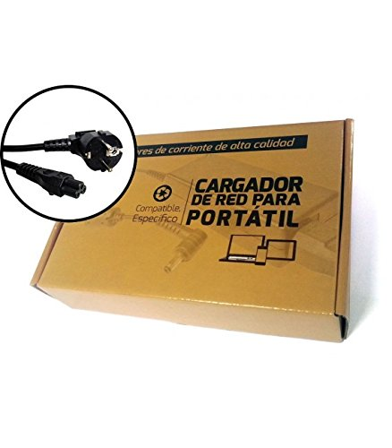 Cargador para Packard Bell EASYNOTE MS2273 MS2288 MS2384 MS2303 MS2290 Portatilmovil