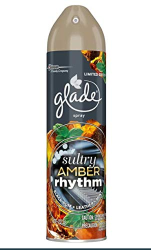 Glade Sultry Amber Rhythm Air Freshener Spray - 8oz