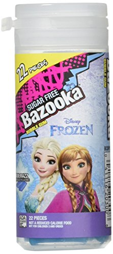 Bazooka Sugar Free Disney Marvel