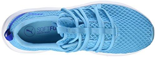 Prowl Turquoise White Sneaker Wn Alt Puma Mesh puma Women's Nrgy fpw7qF51