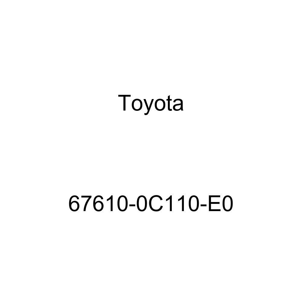 Genuine Toyota 67610-0C110-E0 Door Trim Board