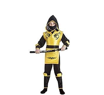 Disfraz Ninja 10-12: Amazon.es: Juguetes y juegos