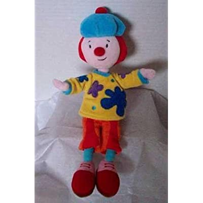 "Jo Jo Clown"" From Jo Jo's Circus 11 Inch Plush: Toys & Games,"