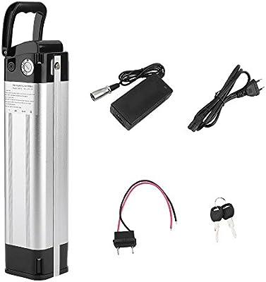Dpower batería 342 W 24 V 13,2 Ah Pedelec – Batería para Bicicleta ...