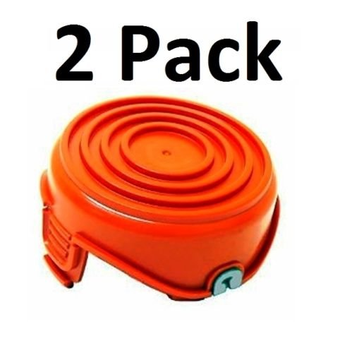 FYL Pack of 2 / Black & Decker Trimmer Cap Replacement Sp...