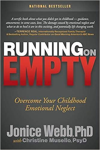 Amazon com: Running on Empty: Overcome Your Childhood Emotional
