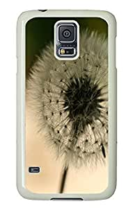 Samsung S5 case customizable Filtered PC White Custom Samsung Galaxy S5 Case Cover by supermalls