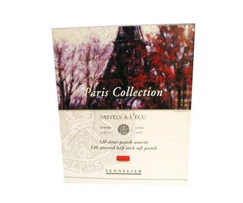 - Sennelier 120 Half Pastel Paris Collection