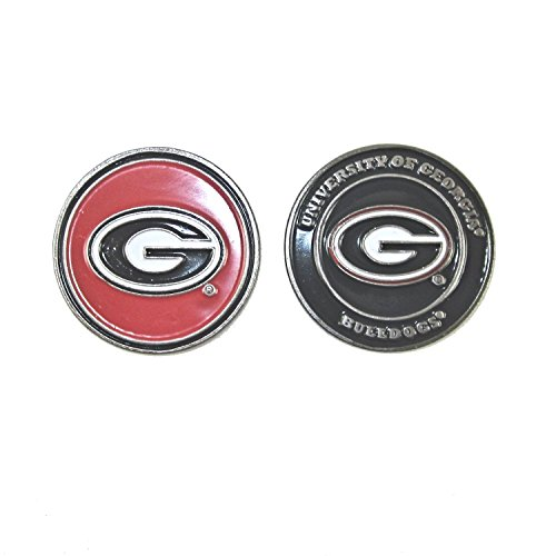 Bulldogs Golf Ball Marker - 6