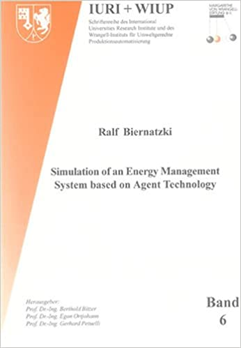 Simulation of an Energy Management System Based on Agent Technology