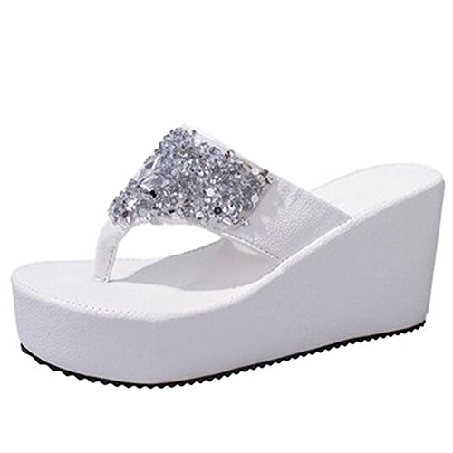 Thong Platform Shoes - 9