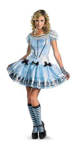 Halloween FX Sassy Alice in Wonderland (4-6) -