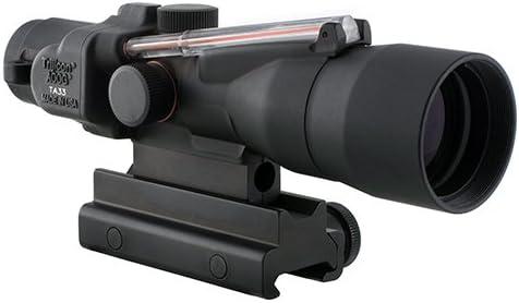 Trijicon ACOG 3×30 Scope, Dual Illuminated Crosshair .223 Remington Ballistic Reticle