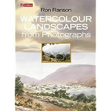 Watercolour Landscapes Fr. Photographs (New)