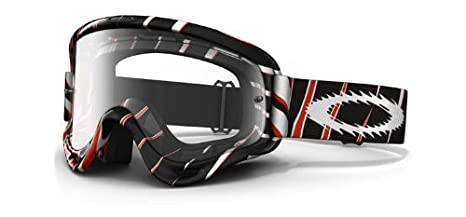 82a1d52d55 oakley o frame mx goggles with clear lens (black)   Oakley O-Frame MX  Goggles with Clear Lens (Razors Edge .
