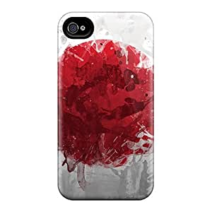 Iphone High Quality Cases/ Japan Flag FTu1486DZjO Cases Covers For Iphone 6
