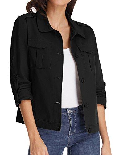 Cotton Short Jacket - 5