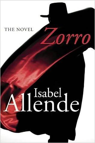 Zorro por Margaret Sayers Peden