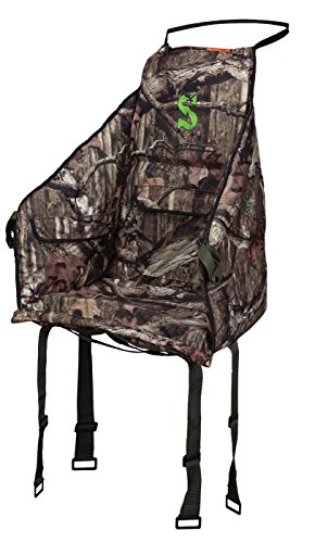 Summit Treestands Surround Seat, Mossy Oak Camo (Treestand Side Bags)