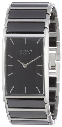 BERING Time Damen-Armbanduhr Slim Ceramic 30125-742