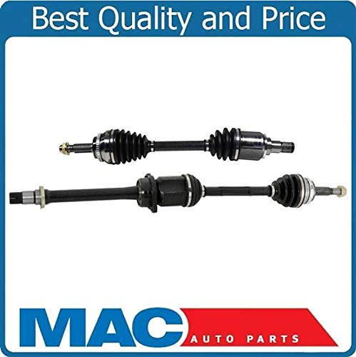 - 100% New Complete Torque Tested CV Drive Axles Improved for Scion TC 2005-2010