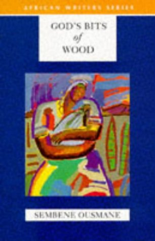 Book cover for God's Bits of Wood