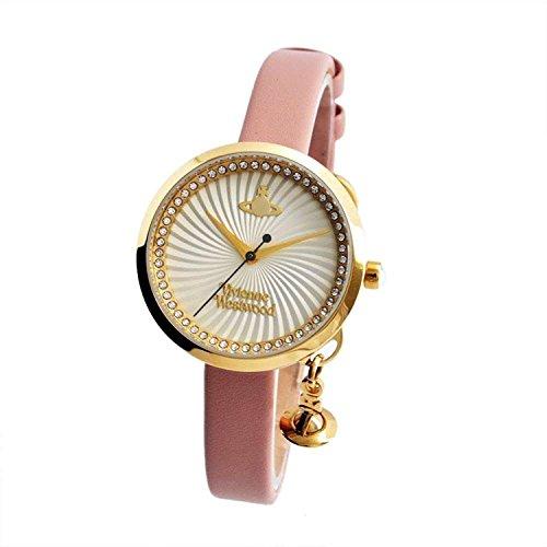 Vivienne Westwood Vivienne Westwood Watches Women VIVIENNE WESTWOOD VV139WHPK BOW Bow Watch Watch Gold / Pink