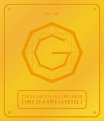 CD : G-Dragon - One of a Kind in Seoul (CD)