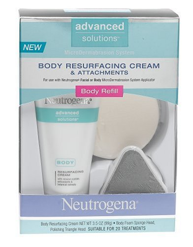 Neutrogena Advanced Solutions MicroDermabrasion Body Refill