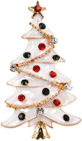 Da.Wa el Broche Ramillete Linda Joyería de Regalo Navidad de Forma ...
