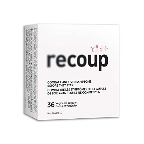Recoup Hangover Remedy dose Box