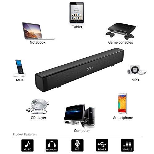 Buy desktop soundbar