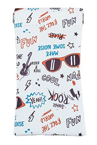 A Sund Phone Pouch Case Sunglasses Eyeglasses Holder for Women Men Kids ()