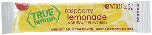 True Citrus True Lemon Raspberry Lemonade 10 Pkts