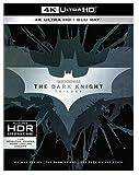 The Dark Knight Trilogy (4K Ultra HD + Blu-ray)
