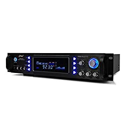 Pyle P3002AI 3000-Watt Hybrid Receiver and Pre-Amplifier with AM-FM Tuner/iPod Docking Station