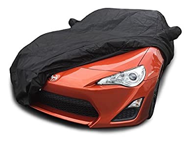 CarsCover 2013-2016 Scion FR-S Custom Fit Car Cover FRS Xtrashield Black Covers