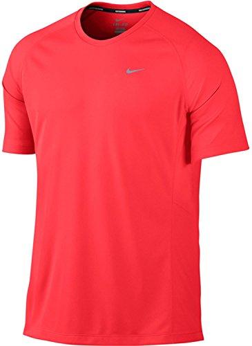Miler Ss Team Uv Maglietta Nike Rosso Y6OxBqxw