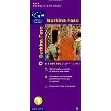 IGN MONDE : BURKINA FASO